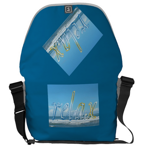 """""""Relax"""" Backpack"""