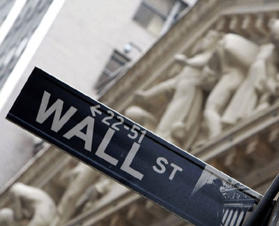 US in recession wall street hammered overnight