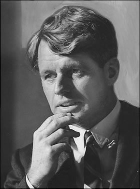 Senator Robert F. Kennedy