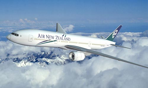 FAA working with Air New Zealand finding new ways of making flights more environmentally friendly and fuel efficient