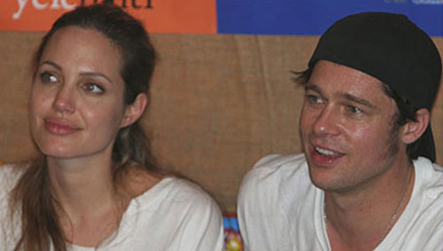 angelina jolie and brad pitt movies. Brad Pitt and Angelina Jolie