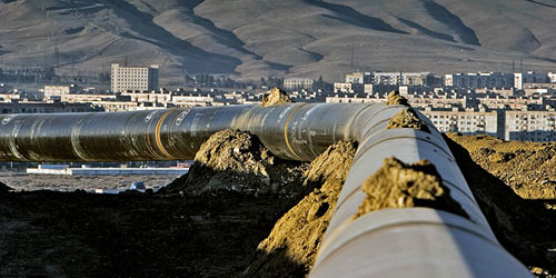 The Baku-Ceyhan was the Caspian's first independent pipeline