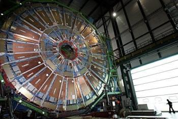 world's largest superconducting solenoid magnet