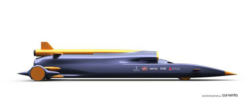 Bloodhound is named after the supersonic missiles that served as Britain's air defenses at the start of the Cold War