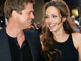 Angelina Jolie and Brad Pitt ecstatic as new twins join the family
