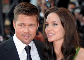 Angelina Jolie and Brad Pitt expecting twins to join the family
