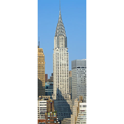 Chrysler Building, United States, ompleted in 1930 (1046 ft - 319 m)