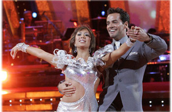 Dancing With the Stars: Cheryl Burke, Cristian De La Fuente