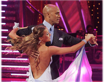 Dancing With the Stars: Edyta Sliwinska, Jason Taylor