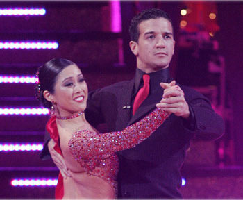 Dancing With the Stars: Kristi Yamaguchi, Mark Ballas