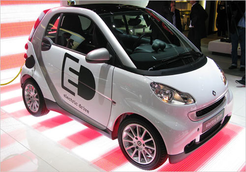 Smart speaks publicly for the first time about ED: Electric Drive - a first for the quirky microcar