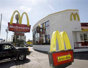 A Los Angeles McDonald's