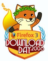 Firefox 3 launch a success: 8 million downloads in 24 hours