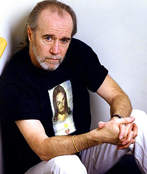 In his 50-year career, George Carlin put out 22 solo albums and three best-selling books