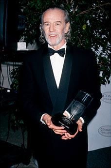 stand-up was Carlin's bread and butter, and he was inducted into the Comedy Hall of Fame in 1994