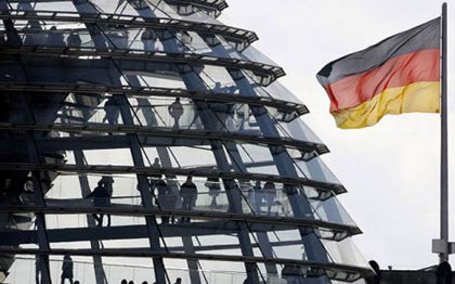 Germany declares official recession