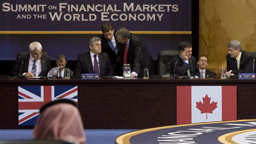 Summit on Financial Markets and the World Economy