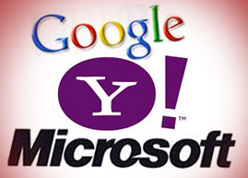 Yahoo turns down Microsoft, signs deal with Yahoo