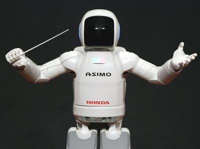 ASIMOV Robot Conductor
