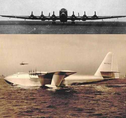 H-4 (HK-1) Hercules