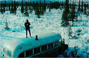 magic bus in Alaska