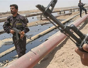 A sharp drop in attacks on pipelines has enabled Iraq to increase oil exports from northern oil fields. Iraq's oil exports have risen above 2 million barrels a day for the first time since the U.S.-led invasion of 2003