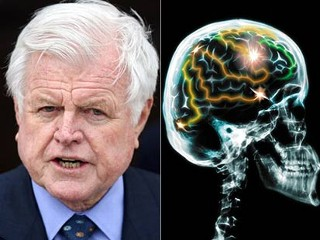 U.S. Senator Edward Kennedy underwent surgery to remove brain tumor