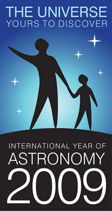 official name of this global celebration is the International Year of Astronomy, abbreviated IYA2009