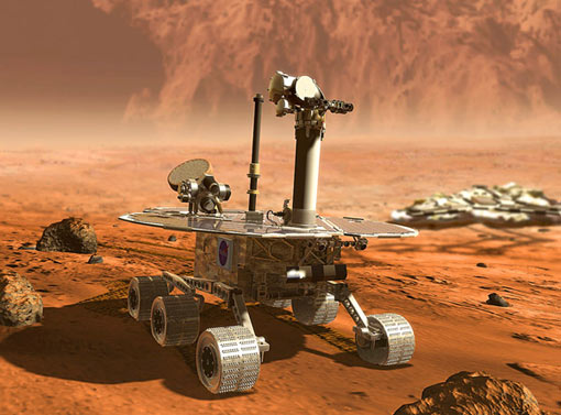 the ongoing Mars Exploration Rover Mission said Monday that the