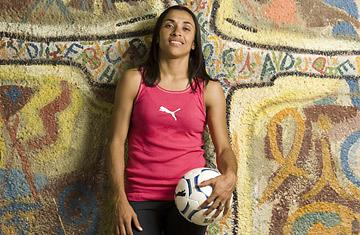 Marta Vieira da Silva, Brazil - Soccer