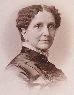 Mary Baker Eddy was the founder of the Christian Science movement - she advocated Christian Science as a spiritual practical solution to health and moral issues