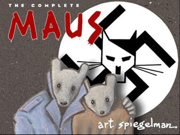 Maus: A Survivor's Tale is a memoir by Art Spiegelman, presented as a graphic novel, that recounts the struggle of Spiegelman's father to survive the Holocaust as a Polish Jew