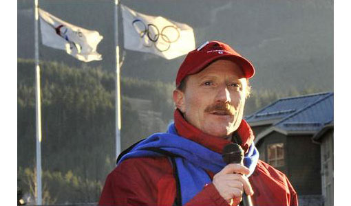 Whistler, B.C., mayor Ken Melamed says residents don't support the proposed cancellation by Olympic organizers of the evening award ceremonies at Whistler Village