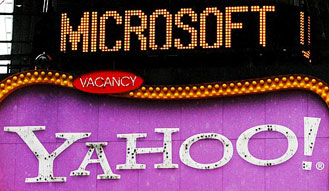 Microsoft withdraws offer for Yahoo