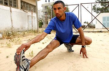 Nader al Masri, Palestine - Long Distance Running