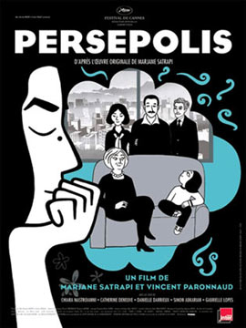 Persepolis is a French-language autobiographical graphic novel by Marjane Satrapi depicting her childhood in Iran after the revolution