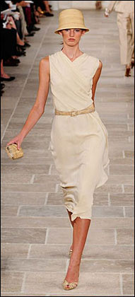 Ralph Lauren spring/summer 2009 collection