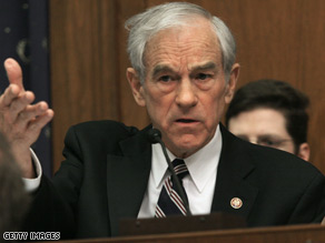 Ron Paul will hold his own Rally August 31 through September 1