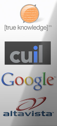 startup search engine Cuil launched on Monday