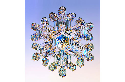 TIME Planet Earth: An Illustrated History - Snowflake