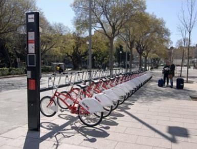 Europe loves bikes