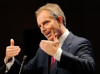 Tony Blair goes back to school - as Yale religion professor