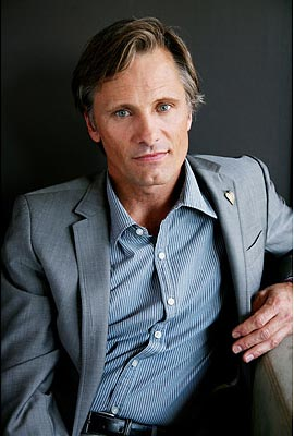 Viggo Mortensen is a Golden Globe and Academy Award-nominated American actor