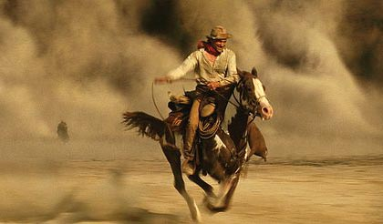 Viggo Mortensen in the film Hidalgo