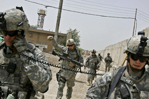 Costly wars in Iraq and Afghanistan have<br /> sapped the US budget