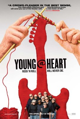 Movie: Young @ Heart - Rock'n'Roll Will Never Die