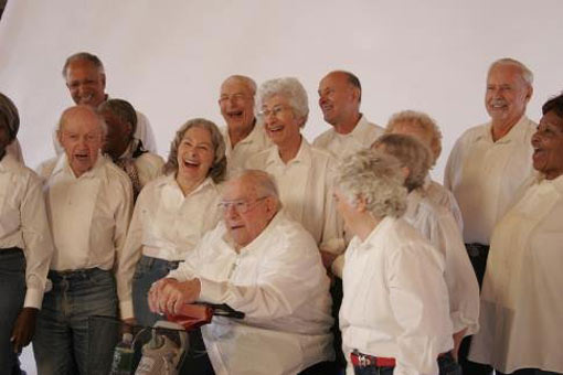 Young @ Heart Chorus – the average age is 81