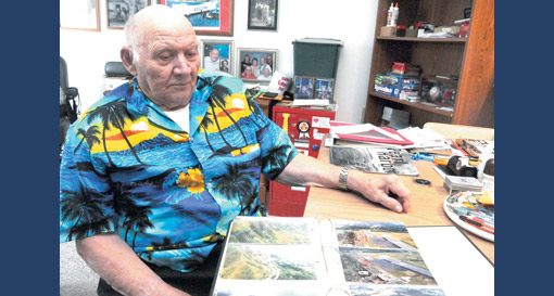 Leland Lester: 90-year-old Pearl Harbor survivor