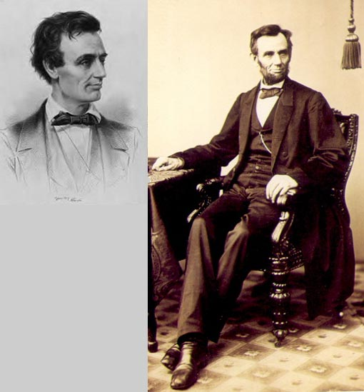 Abraham Lincoln began his political career in 1832 at age 23