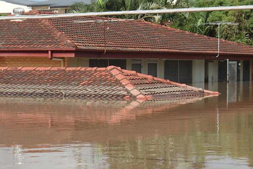 heartbreaking devastation at Yeronga and Fairfield